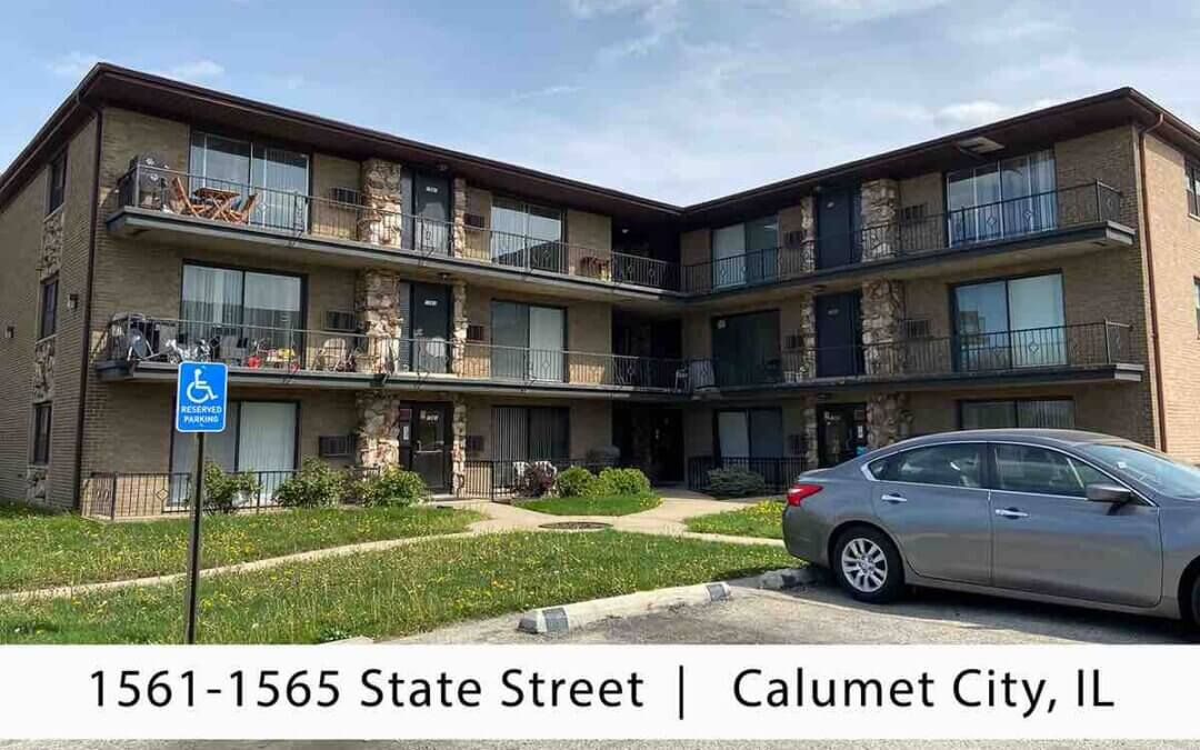Just Listed! 15-Unit Apartment Building