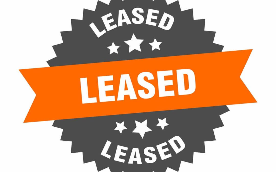 New Commercial Lease Signed